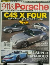 911 & Porsche World January 2017 C4S X Four 964 Super Charged FREE SHIPPING sb