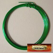 M00381 Morezmore Soft Fun Wire 16 Ga Green Craft Aluminum Metal Wings A60