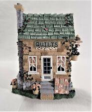Ivy & Innocence Stitches in Time, 1997, 05150, Susan Reader, Cast Art Quilt Shop