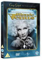 BLONDE VENUS MARLENE DIETRICH CARY GRANT UNIVERSAL UK REGIONS 2 4 & 5 DVD NEW