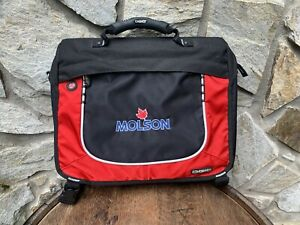 OGIO Molson Beer Classification #03507 XL Laptop Messenger Bag w/ Shoulder Strap