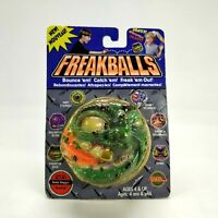 Vintage 1999 Freakballs Series Ball Slimy Slugger Mad Balls Weird Scary Ball