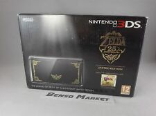 CONSOLE NINTENDO 3DS LEGEND OF ZELDA 25TH ANNIVERSARY LIMITED EDITION OCARINA