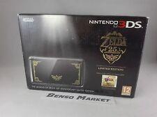 CONSOLE NINTENDO 3DS LEGEND OF ZELDA 25TH ANNIVERSARY LIMITED EDITION OCARINA