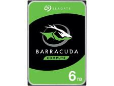 Seagate Internal Hard Drive ST6000DM003 6TB 5400 RPM 256MB Cache