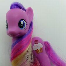 "~~~ My Little Pony ""Cupcake"" (HTF) G4 Brushable 3"" MLP ~~~"