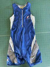 Women's Rocket Science Sports Triathlon Suit Size Small