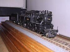 BRASS Overland #1503  Reading P-5 4-4-2 Camelback Steam Loco #348  H.O.Gauge