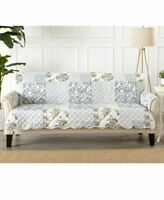 Quilted Cottage Furniture Covers Slipcovers Protector Chair Loveseat Sofa Couch