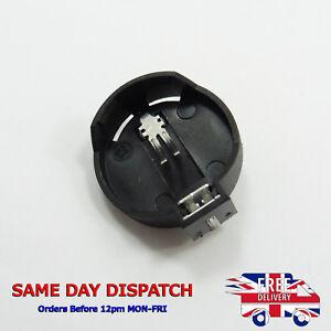 3V Battery Holder CR2032 CR2025 CR2016 Button Coin Socket Shell F12