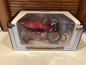Speccast IH Farmall Cub with Cultivator 1/16 scale ZJD 1816