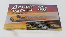 NASCAR Action Packed Racing 1993 Series II 24 Count 6 Packs Cards Factory Sealed