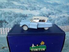 1/43 Atlas TIN TIN Car CITROEN ami 6 1963 with figurines
