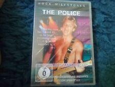 rock milestones the police regatta de blanc dvd new freepost