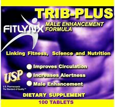 Trib Plus/powerful all natural Testosterone Booster/Increase Libido&Muscle Mass