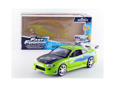 JADA TOYS - 1/24 - MITSUBISHI ECLIPSE - FAST AND FURIOUS - 97603GR