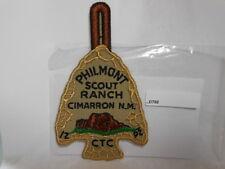 PHILMONT SCOUT RANCH CIMARRON, N,M. CTC  D788