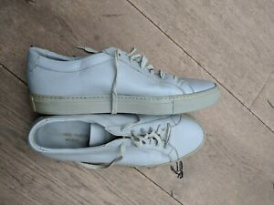Common Projects Original Achilles Leather Sneakers 43