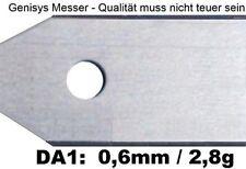 90 lame (0,6mm) & viti per Husqvarna Automower e Gardena R40Li/R70Li (h2n)