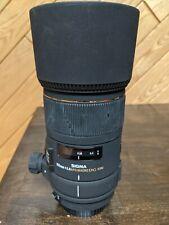 Sigma AF 150mm F2.8 APO EX Macro DG HSM Lens Canon EF 150/2.8 #168