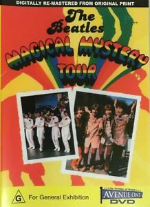 The Beatles ; Magical Mystery Tour DVD ( New)