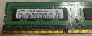 Samsung  PC3 1GB Desktop Memory RAM ¹