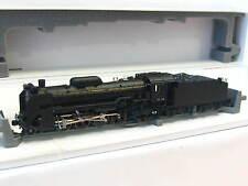 Kato N 2016 Dampflokomotive mit Tender BR D51 OVP (G9173)