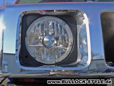 Hummer H2 Klarglas Scheinwerfer in chrom oder schwarz