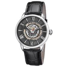 Stuhrling 696 02 Delphi Legacy Automatic Self-Wind Skeleton Date Mens Watch
