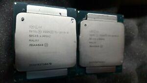 2X Intel Xeon Processor E5-2670 V3