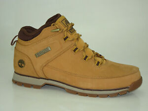 Timberland Euro Sprint Hiker Boots Men Hiking Lace Up A1HQ3
