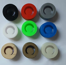 Slotted Guage Cap Compatible with  HW100 ( Various Colours )