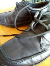 Pierre cardin mens Leather Shoes size EU 40