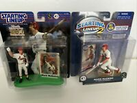 Mark McGwire Set Of 2 St Louis Cardinals 2000 Starting Lineup Figures