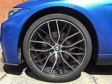 """BMW 1/2/3 SERIES 19"""" 405 M PERFORMANCE ALLOY WHEELS (x4) SET F30 F20 F10 F22"""