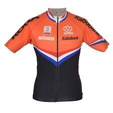Bio Racer rabobank pro señores camiseta 3 m Koga Olympic team NL Cycling Jersey
