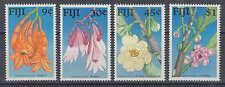 Fidschi-Inseln (Fiji) - Michel-Nr. 590-593 postfrisch/** (Blumen / Flowers)