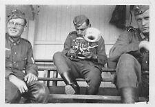 Orig. Foto Deutsche Soldaten Fußballspiel Lehrgang Feldwerkstatt Vitré 1940