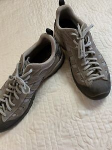 Asolo Hiking Shoes Water Resistant Suede Upper Toe Rubber Cap Men Size 12