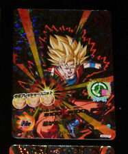 TCG DRAGON BALL Z GT DBZ HEROES CARD PRISM CARTE HGD3-CP1 SR CP DBH PROMO JAP NM