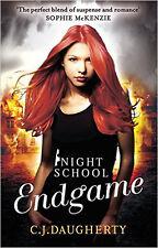 Night School: Endgame: Number 5 in series, New, Daugherty, C. J. Book