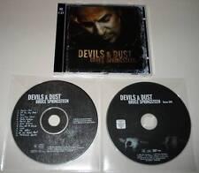 BRUCE SPRINGSTEEN : DEVILS & DUST    CD / DVD Album Set  2005  Ex/Mint.