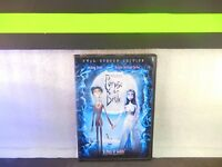 Tim Burtons Corpse Bride on DVD