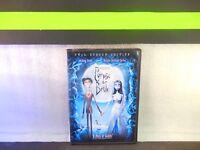 Tim Burtons Corpse Bride on DVD