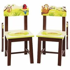 0432d2790a6c Guidecraft G86903 Jungle Party Extra Chairs - Set of 2