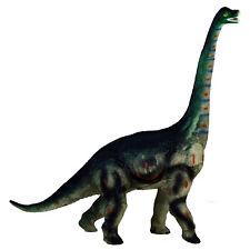 "17"" (44cm) Dinosaur Stuffed Rubber Brachiosaurus Toy Jurassic Museum Detail"