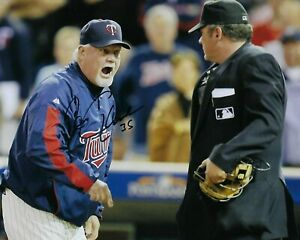 GFA Minnesota Twins Legend RON GARDENHIRE Signed 8x10 Photo R2 COA