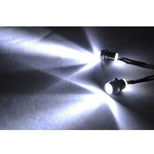 2PCS RC 1:10 On-Road Car LED Night 5mm headlamps headlights LED light Futaba New