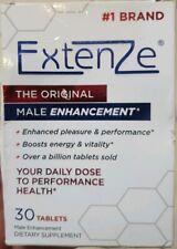 ExtenZe Original Male Enhancement 30ct Tablets Damaged box
