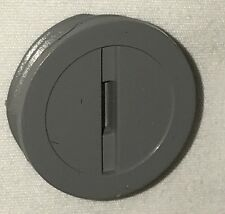 """Hubbell-Bell Outdoor Non-Metallic Closure Plug 3/4 in. 3/4"""" NPS Gray D33 New"""